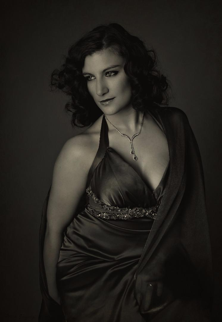 Female model photo shoot of Jenga B