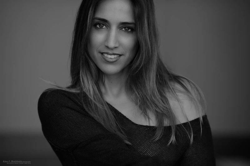 Female model photo shoot of Marta Gumi Barno by Alex F Buchholz