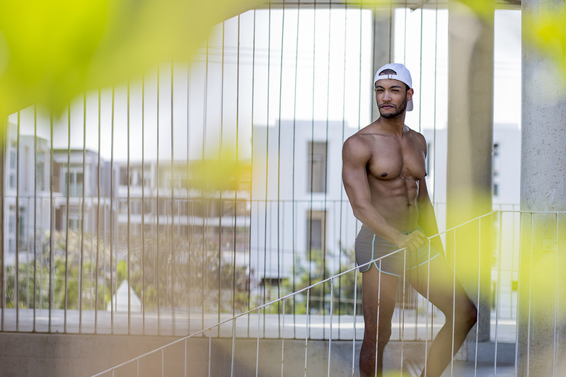 Male model photo shoot of David Bates II in Bangkok, Thailand