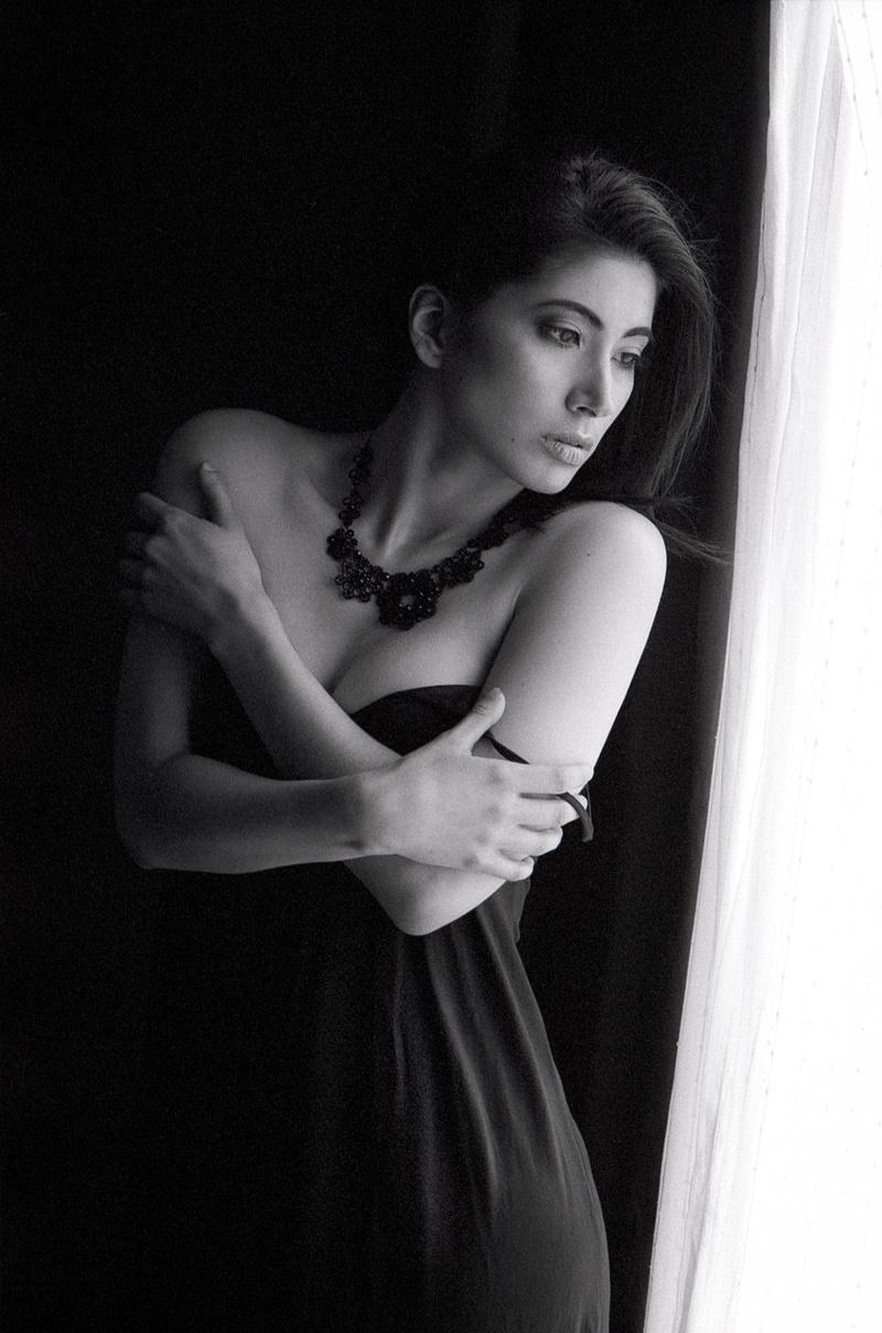 Male and Female model photo shoot of Petr Novak and A L E X I A