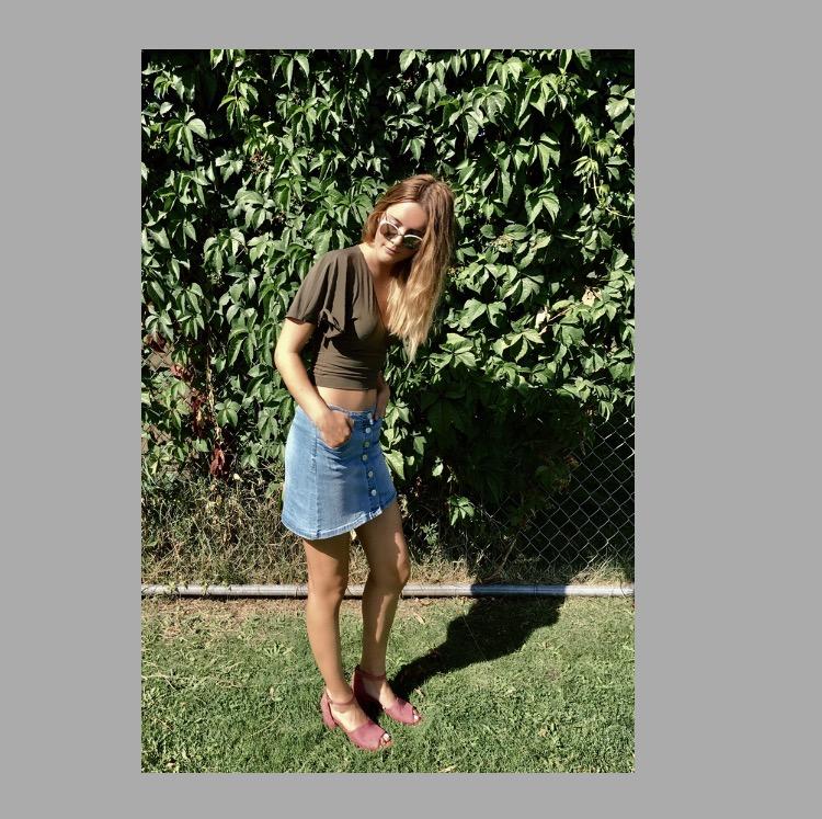 Female model photo shoot of Tayla Lucy in Kelow