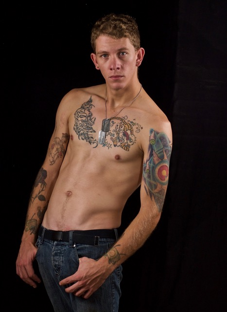 Male model photo shoot of Little Corwin by ci3Photograpy in ci3p studios