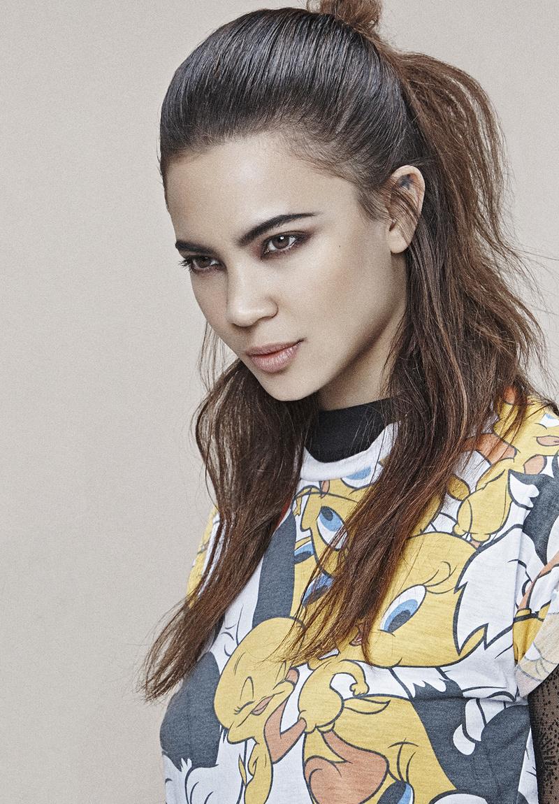 Female model photo shoot of Alix Fey in Stockholm