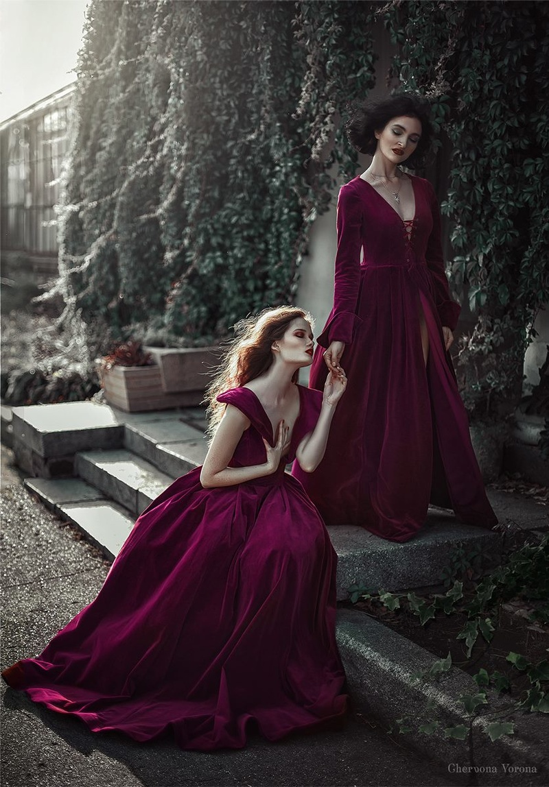 Female model photo shoot of Lia Angel
