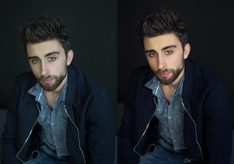Male model photo shoot of pjret