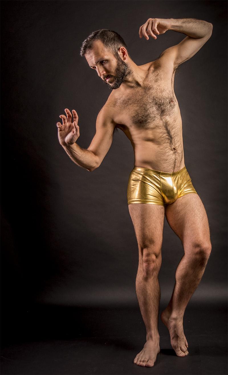 Male model photo shoot of MalePhotoArt and SILV Modeling in Nottingham UK
