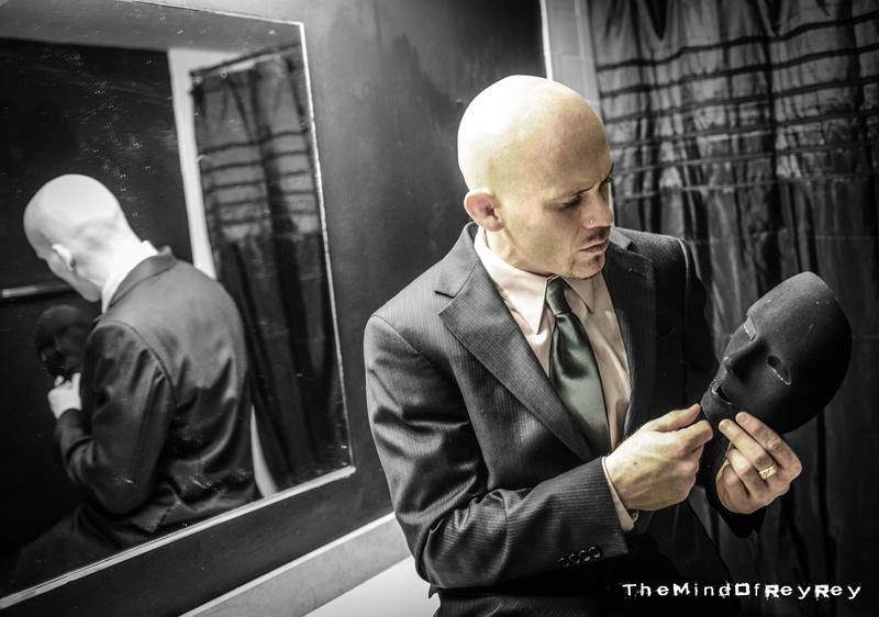 Male model photo shoot of Rey Rey Rodriguez in Miami, FL