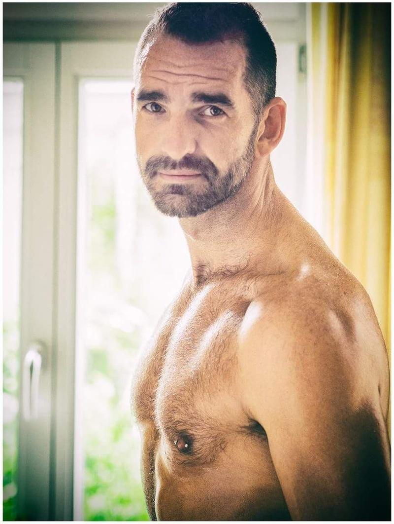 Male model photo shoot of Kuiper