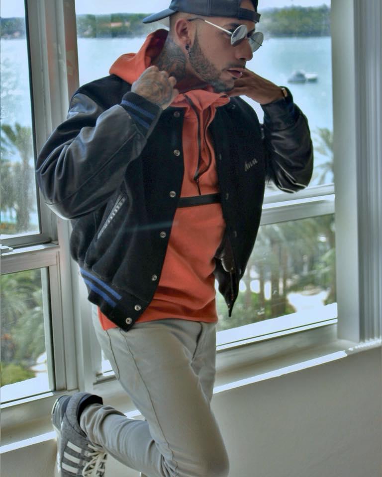 Male model photo shoot of J0rge Luis in South Beach, FL