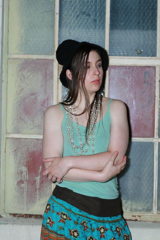 Female model photo shoot of Sarah Luna