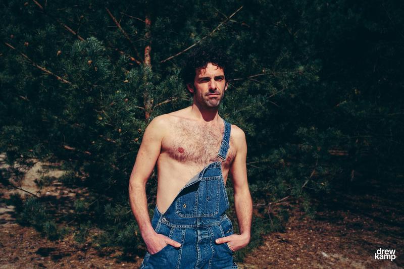 Male model photo shoot of Drew Kamp in Berlin
