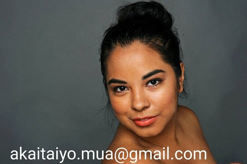 Female model photo shoot of Akaitaiyo and TravelQueen in New York, NY