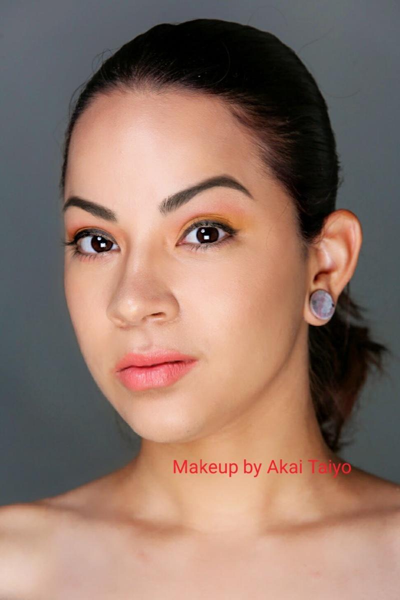 Female model photo shoot of Akaitaiyo in MuD Studios NYC