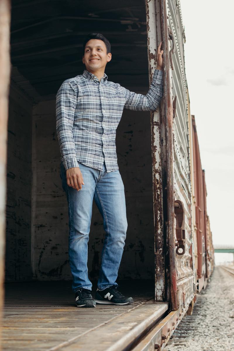 Male model photo shoot of DanielAdam