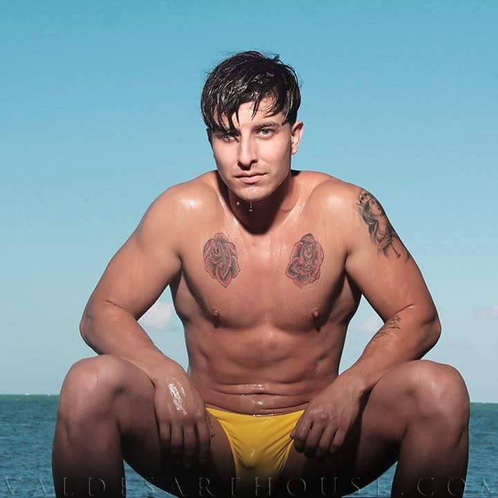 Male model photo shoot of ACaruso by Kemuel Valdes in Miami Florida