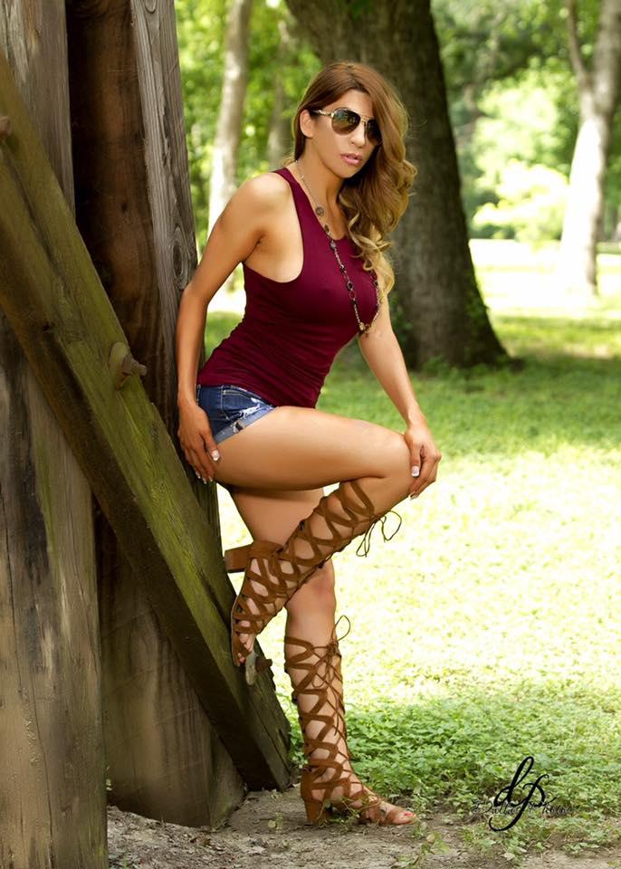 Female model photo shoot of Nadia  Salvino