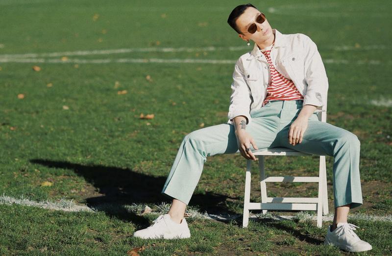 Male model photo shoot of Kelex Lau