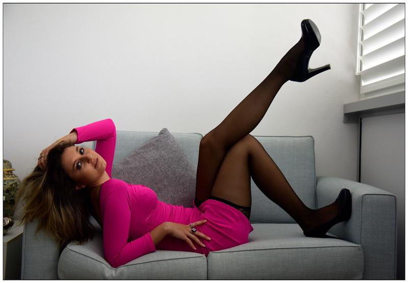 Female model photo shoot of Timea Kiss by Lensart in Manly, Brisbane