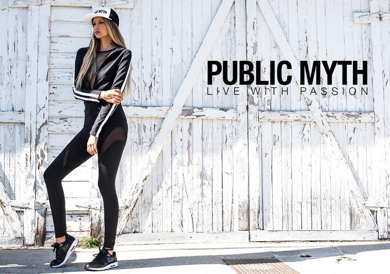 Male and Female model photo shoot of Public Myth and MaritsaGranillo in Venice Beach, CA