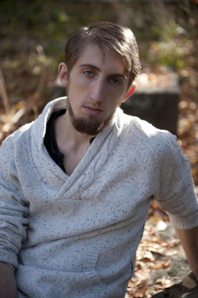Male model photo shoot of Wielkie