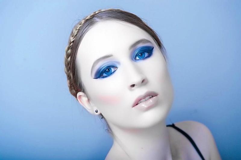 Female model photo shoot of Beauty By Artistwebb and Maya Moore in Washington DC