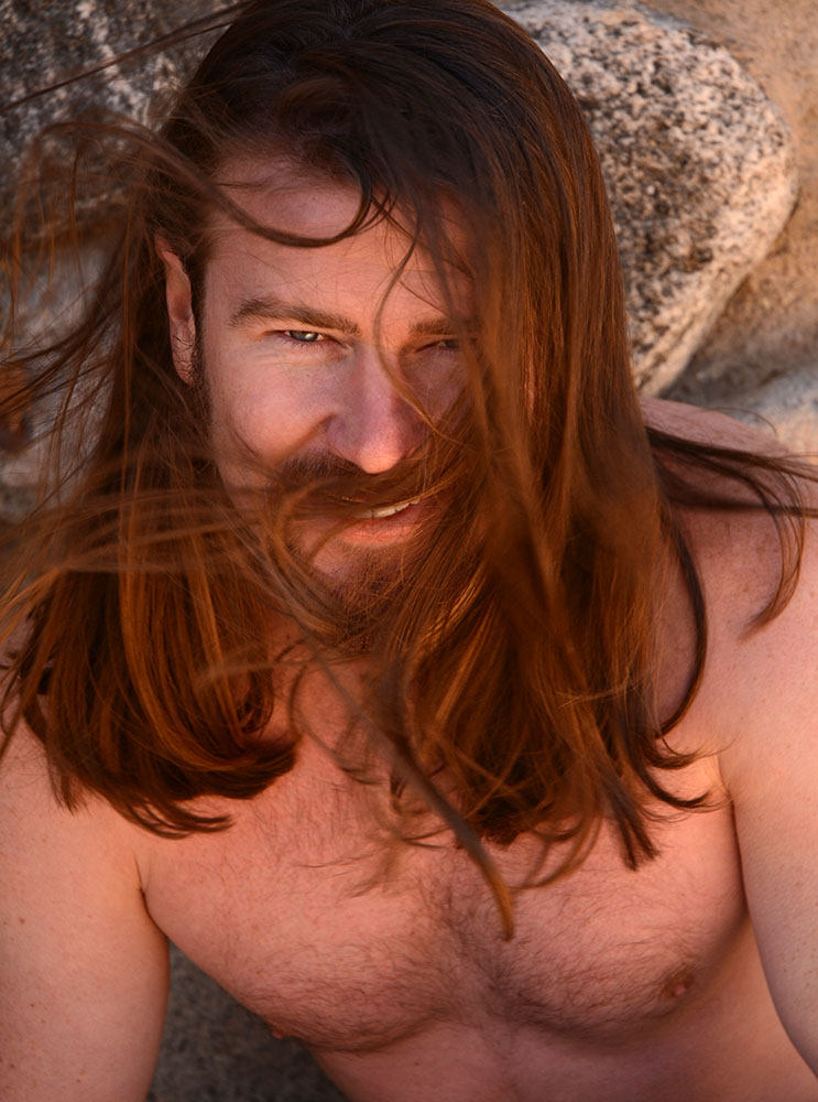 Male model photo shoot of stepheneriksen in Palm Springs