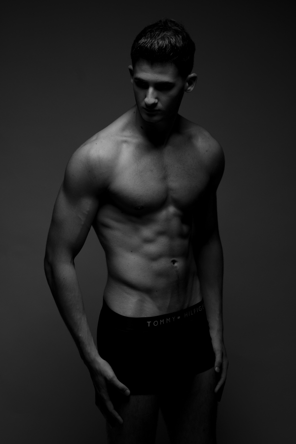 Male model photo shoot of Bradgk