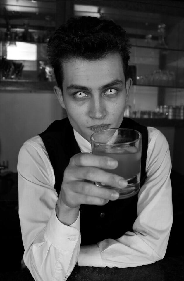 Male model photo shoot of Dylan Suarez