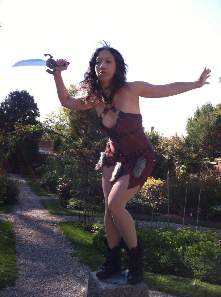 Female model photo shoot of Tara Ashleigh in Salem, Massachusetts
