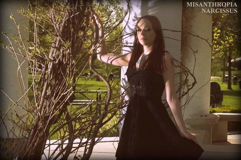 Female model photo shoot of Meana Rose