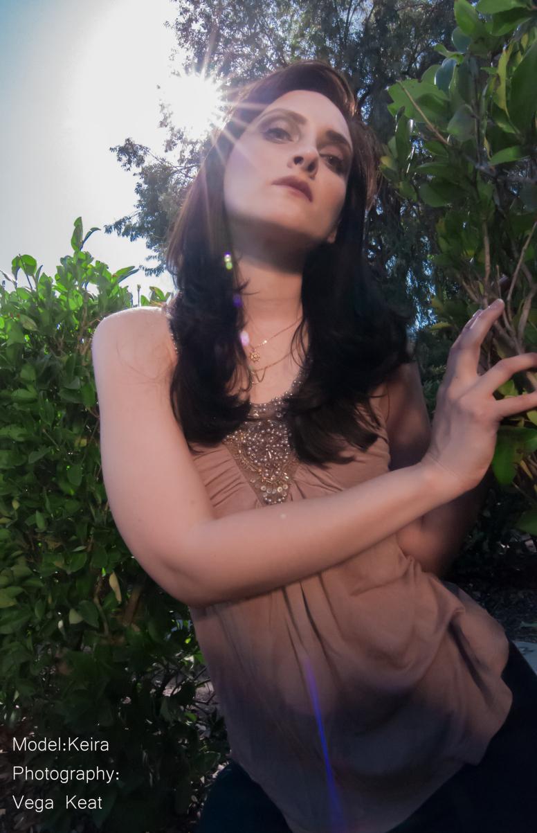 Female model photo shoot of Keira Dazi by Vega Keat Photography in Mission Viego, CA