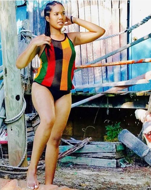 Female model photo shoot of Ashley Kayanda