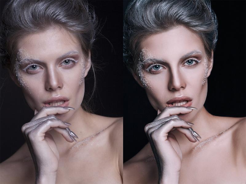 Male model photo shoot of Eva Evans Retouch
