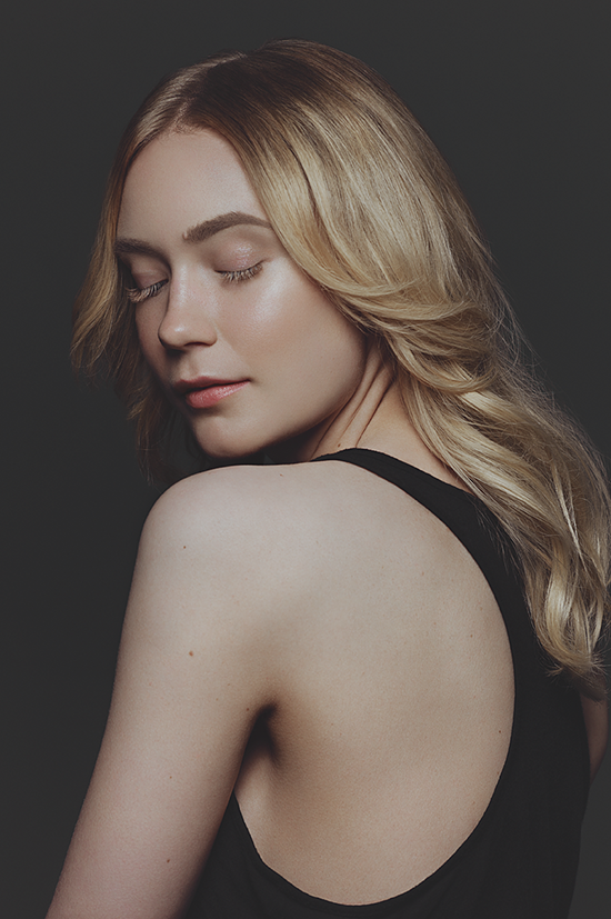 Female model photo shoot of Maja Retouch Artist by Wikstrom Photo, retouched by Maja Retouch Artist