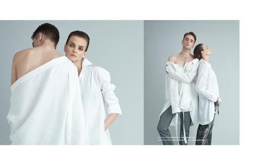 Female model photo shoot of YurikaMaki in New York