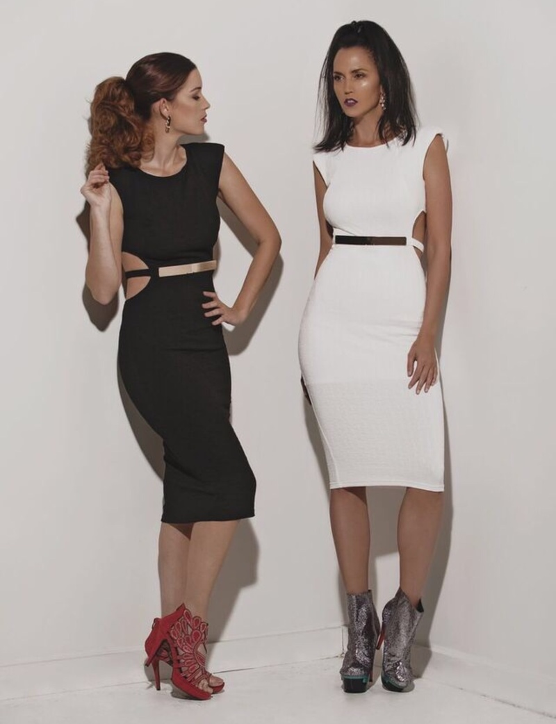 Female model photo shoot of Deme Stylez, Darryl Sposato and Angee Killian Huntley in Downtown Atlanta