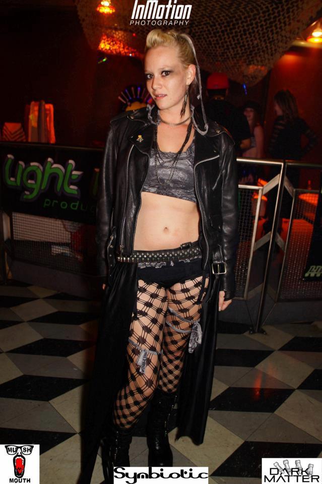 Female model photo shoot of Terra_Rising