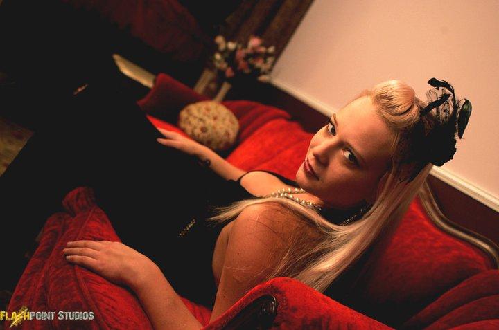 Female model photo shoot of Terra_Rising by Flashpoint Studios
