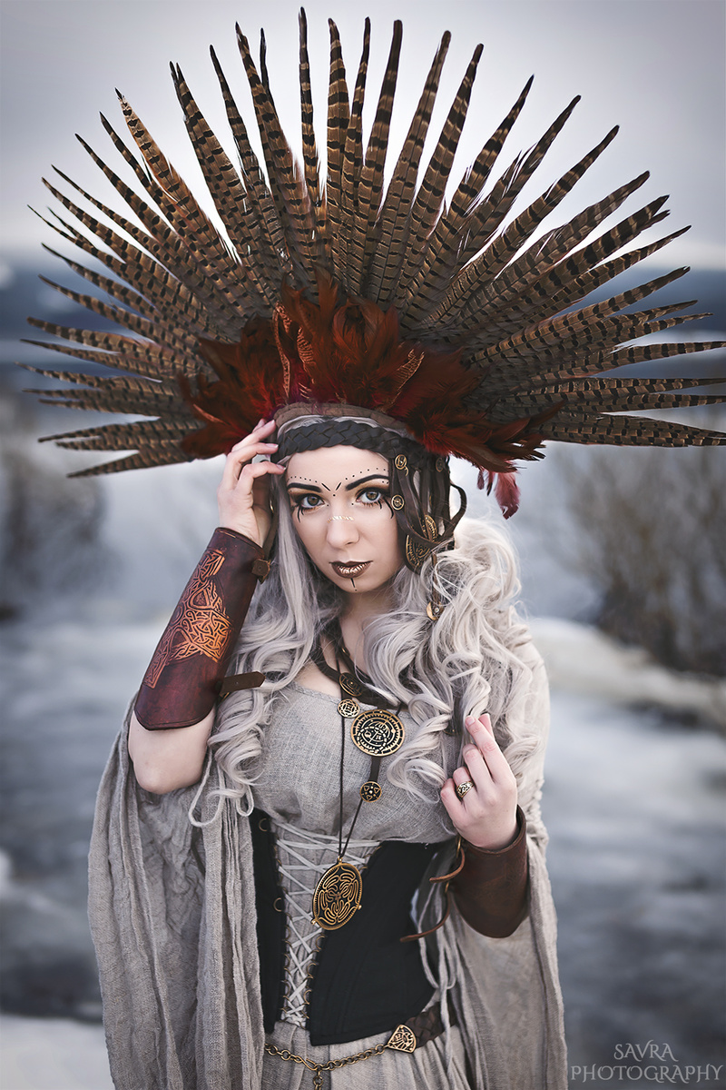 Female model photo shoot of Savra