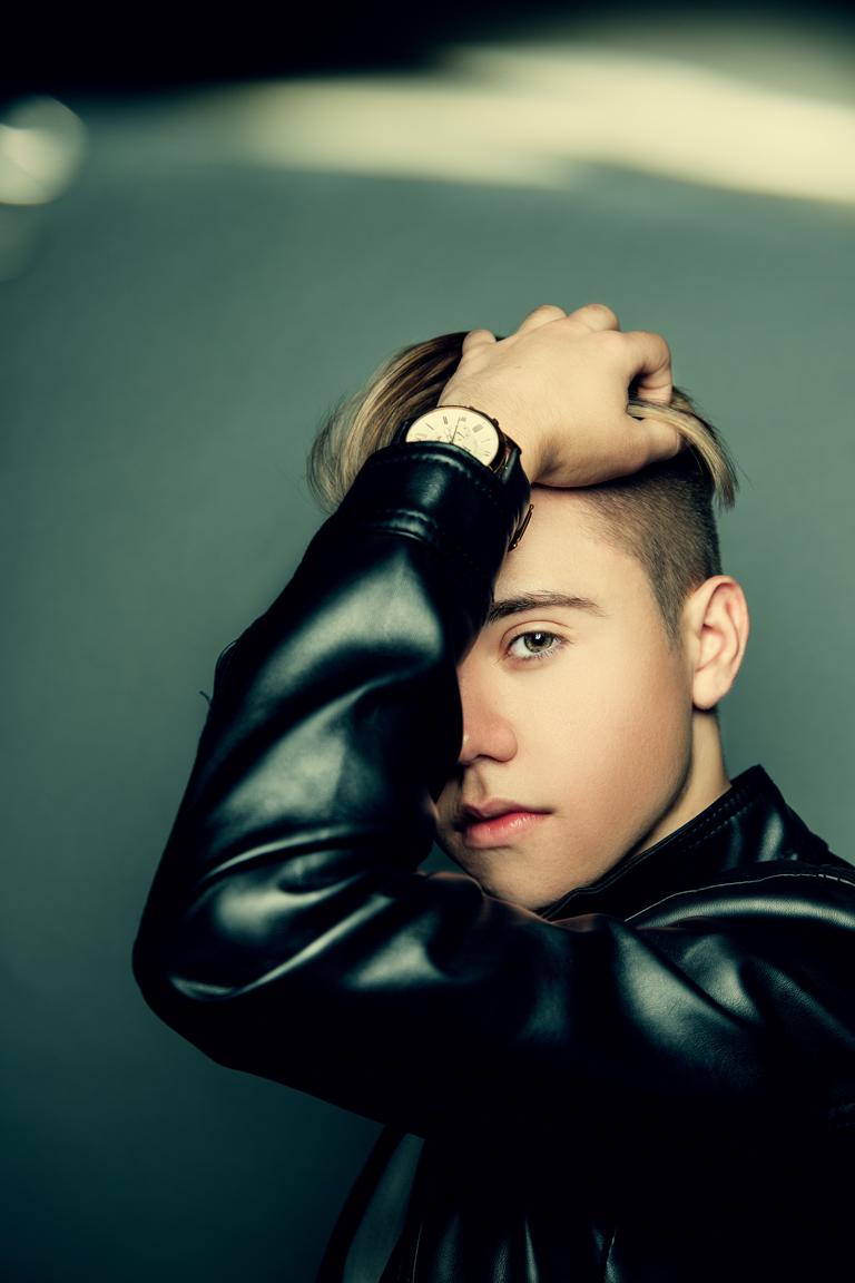 Male model photo shoot of Mc Alexander S Ciceron
