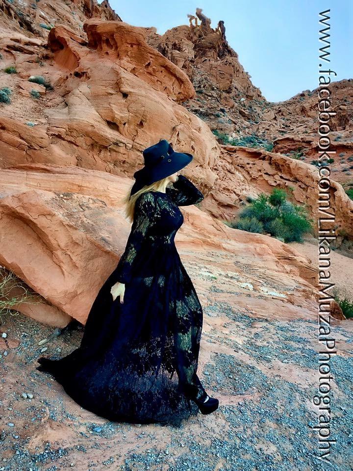 Female model photo shoot of Princess Muse
