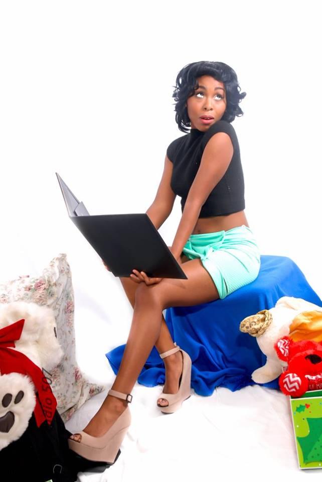 Female model photo shoot of DashaniqueHendrix