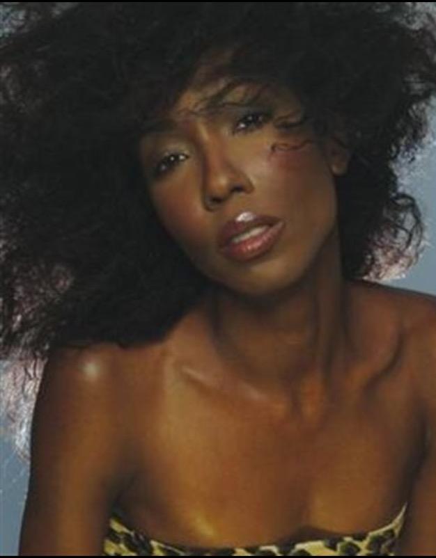 Female model photo shoot of NUBIA