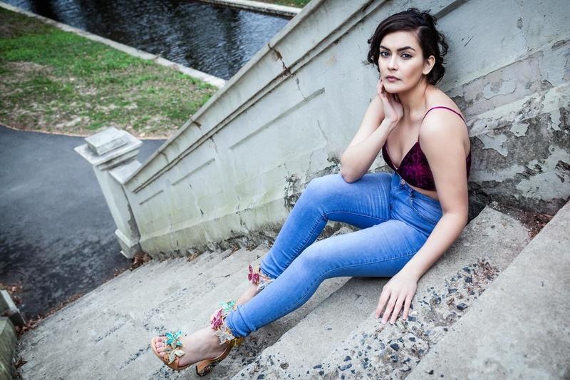 Female model photo shoot of Relllys by ashu