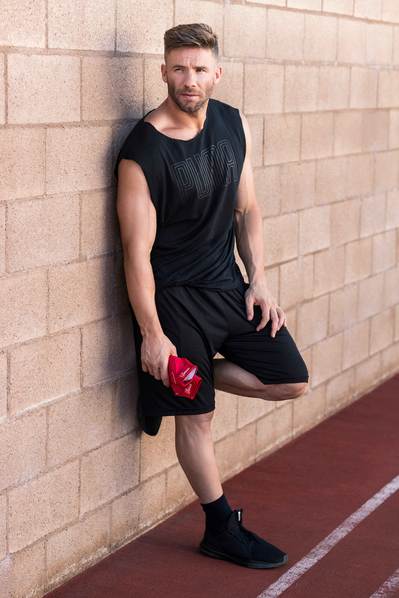 Male model photo shoot of Tapia Photo in Carson, Calif.
