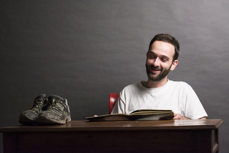 Male model photo shoot of ettoretimi