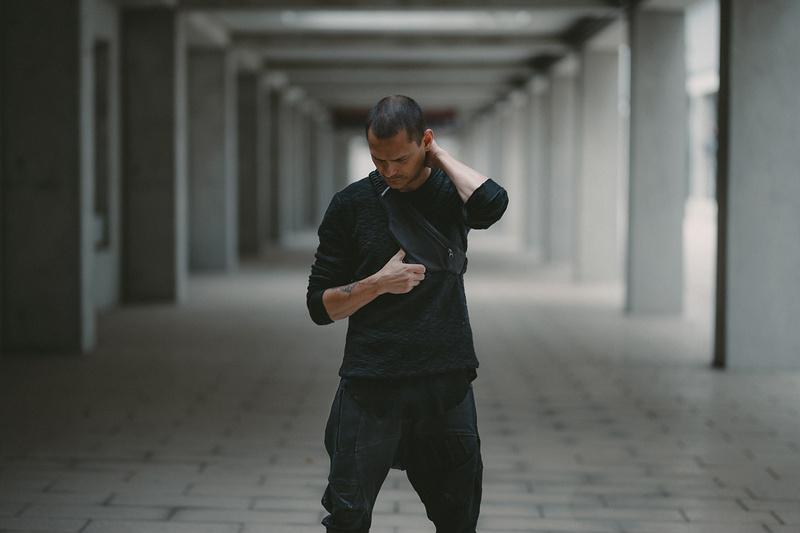 Male model photo shoot of Patric Boettcher in Berlin