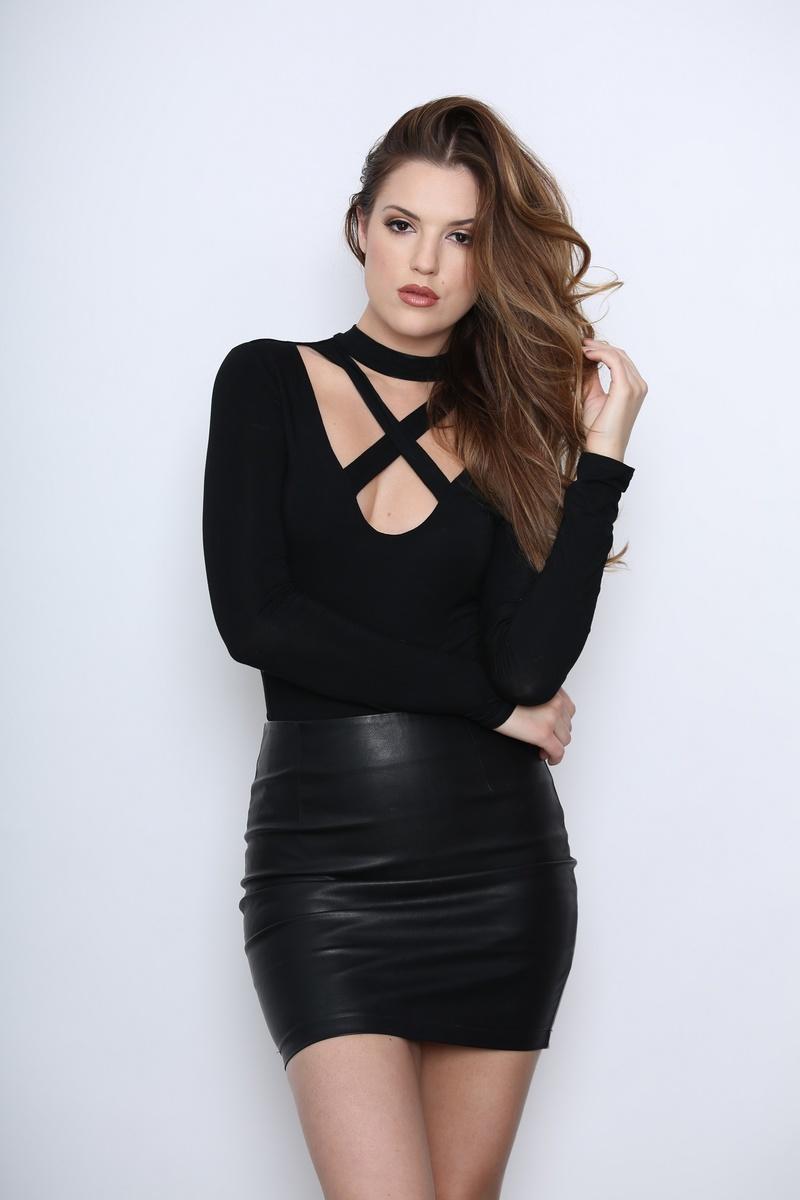 Grace Anna Female Model Profile - Los Angeles, California
