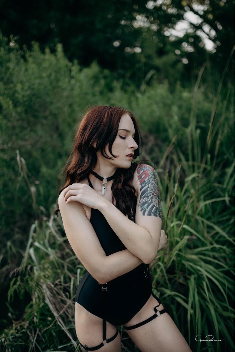 Female model photo shoot of AbigailMRobertson by Jun Rosario in San Angelo, TX