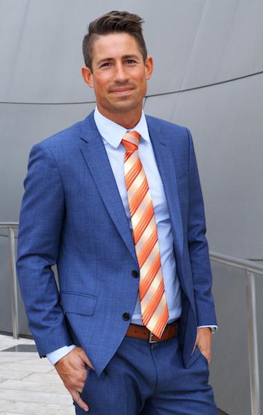 Male model photo shoot of Luke Scheffert by AJ Portraits